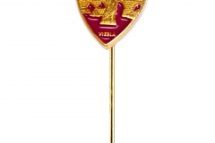 Pin dourado