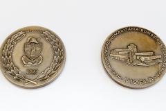 Medalhão 125º
